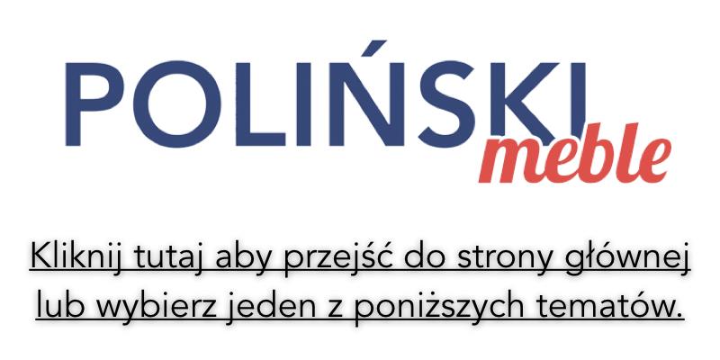 Poliński Meble logo
